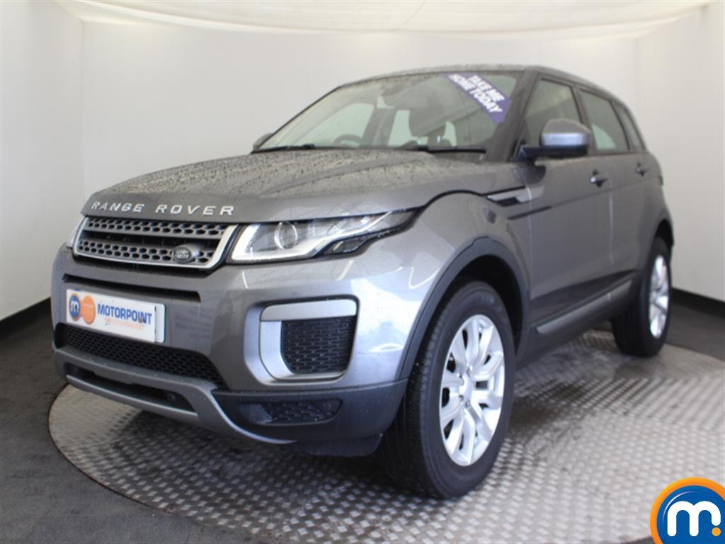 Land Rover Range Rover Evoque SE - Stock Number (1034936) - Passenger side front corner