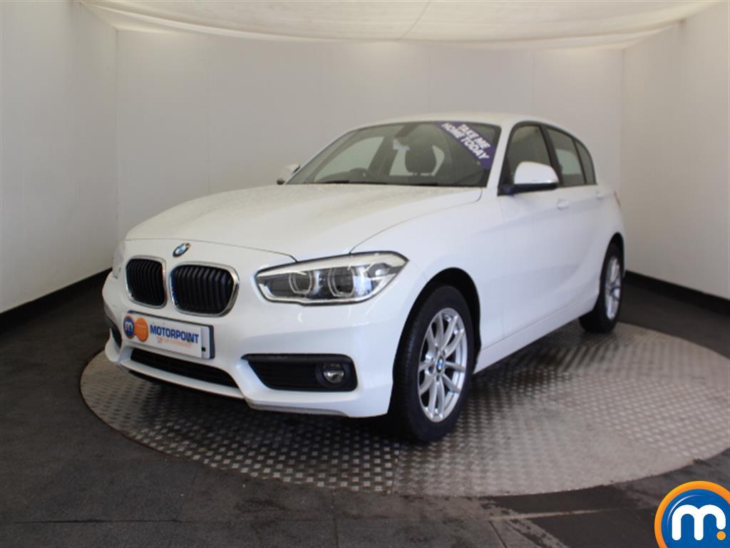 BMW 1 Series SE Business - Stock Number (1031294) - Passenger side front corner
