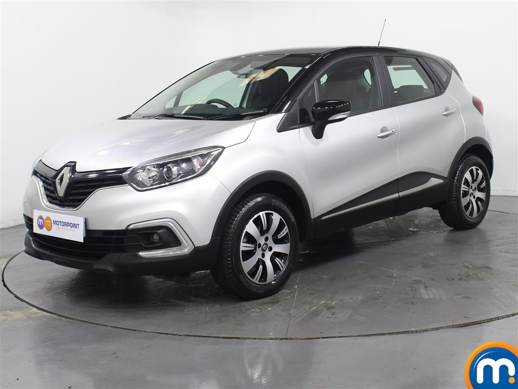 Renault Captur Play - Stock Number (1033480) - Passenger side front corner