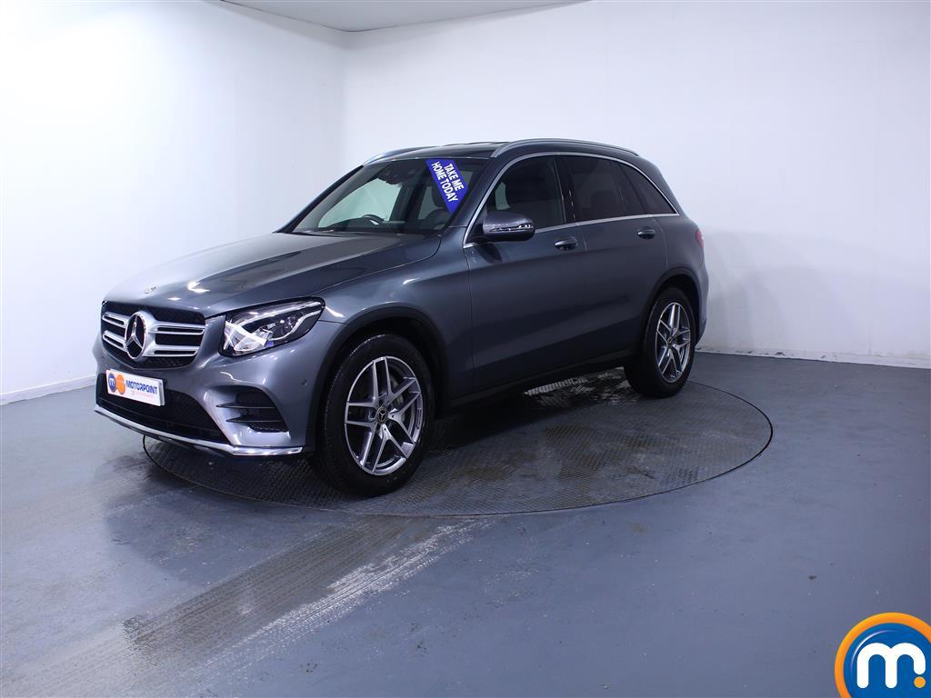 Mercedes-Benz GLC AMG Line - Stock Number (1037955) - Passenger side front corner