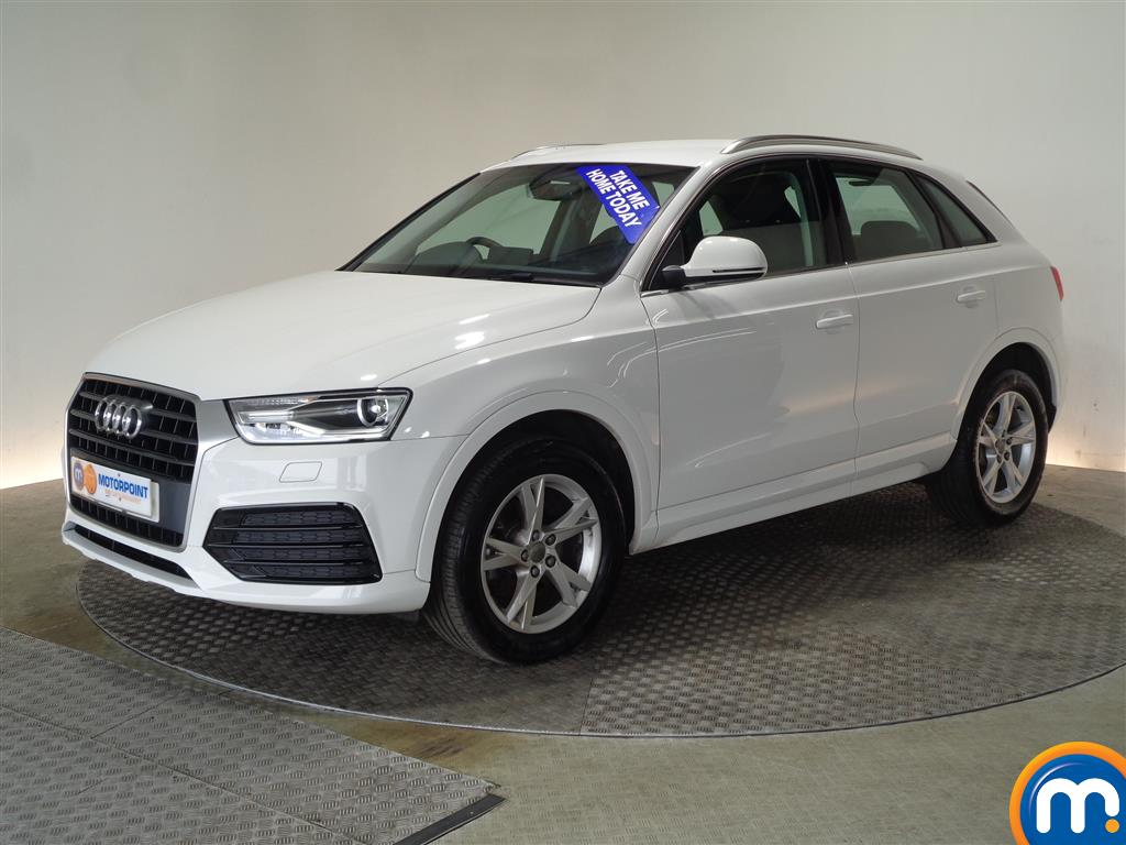 Audi Q3 Sport - Stock Number (1037700) - Passenger side front corner