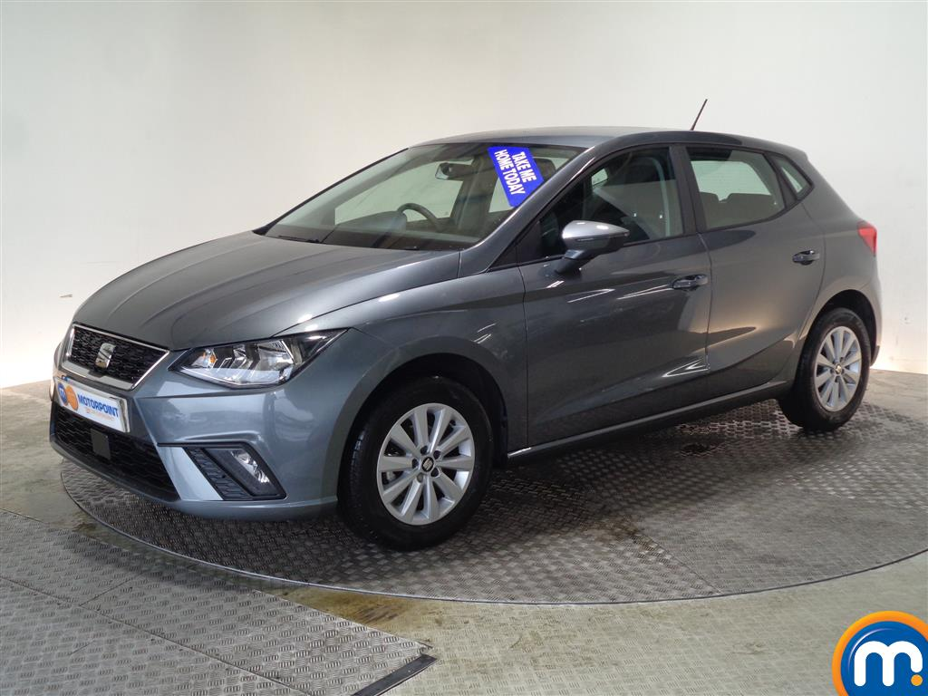 Seat Ibiza SE Technology - Stock Number (1036109) - Passenger side front corner