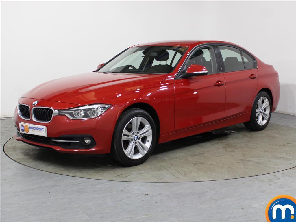 BMW 3 Series Sport - Stock Number (1025391) - Passenger side front corner