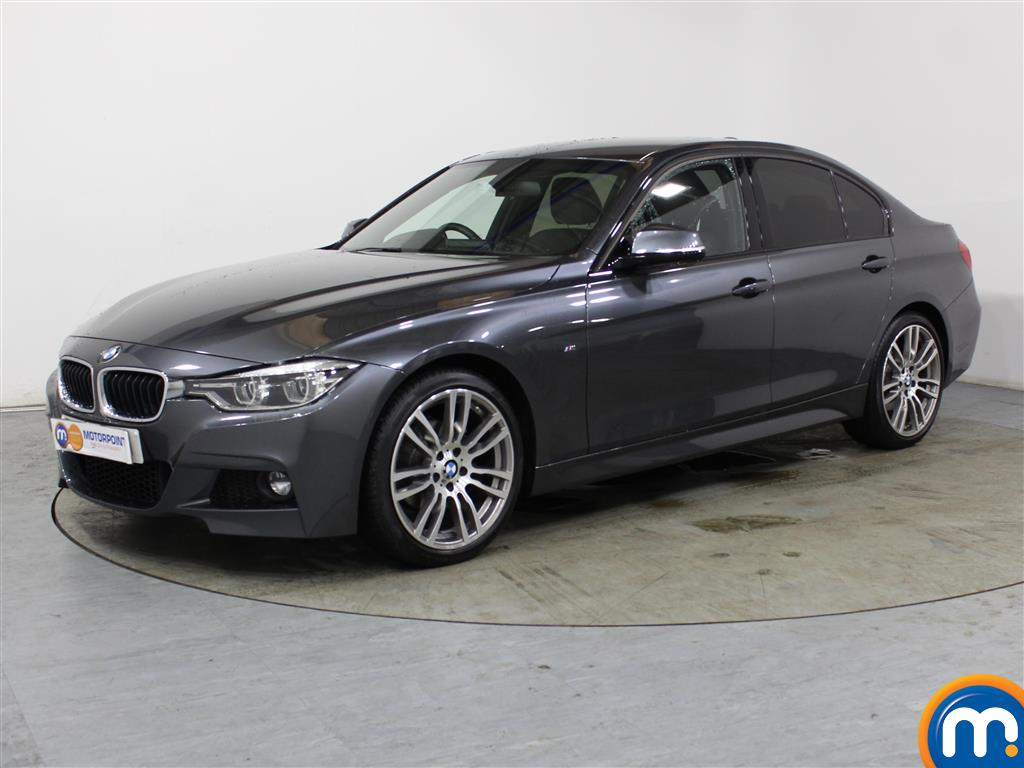 BMW 3 Series M Sport - Stock Number (1036977) - Passenger side front corner