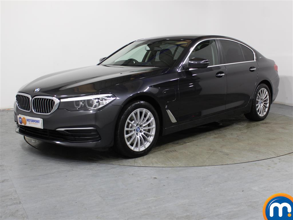 BMW 5 Series SE - Stock Number (1034723) - Passenger side front corner