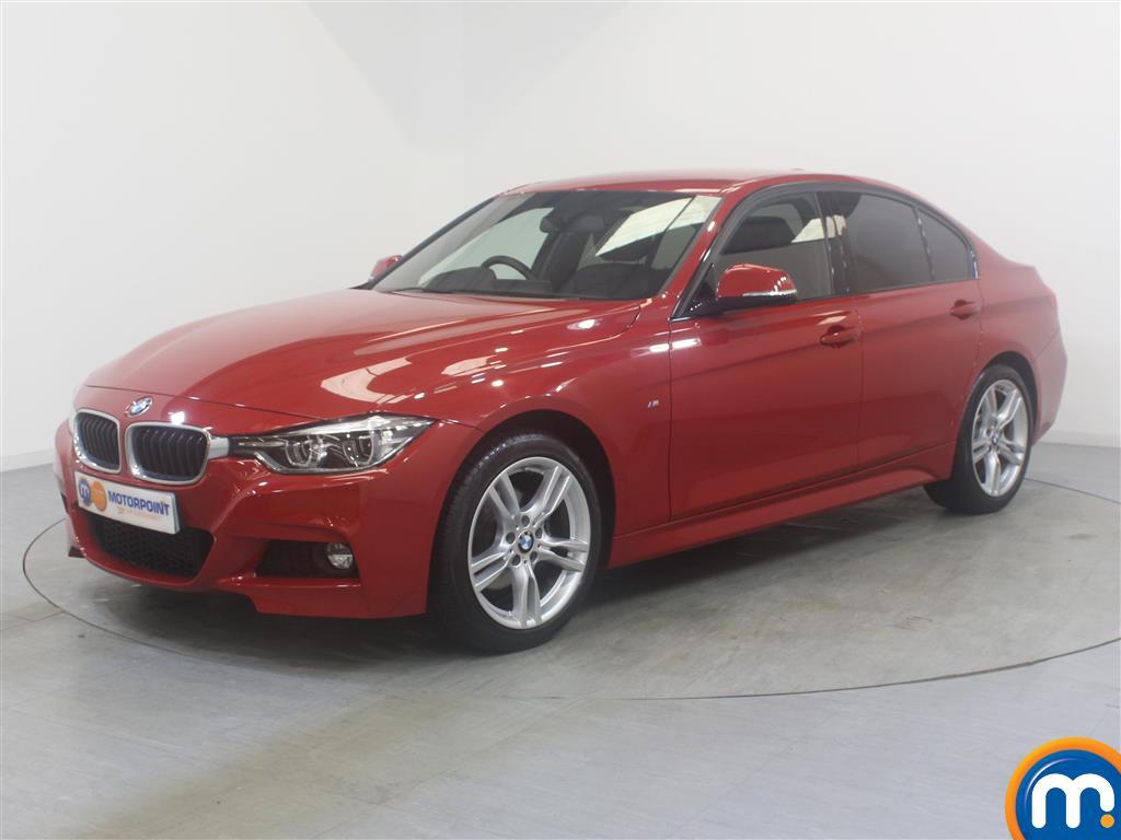 BMW 3 Series M Sport - Stock Number (1034107) - Passenger side front corner