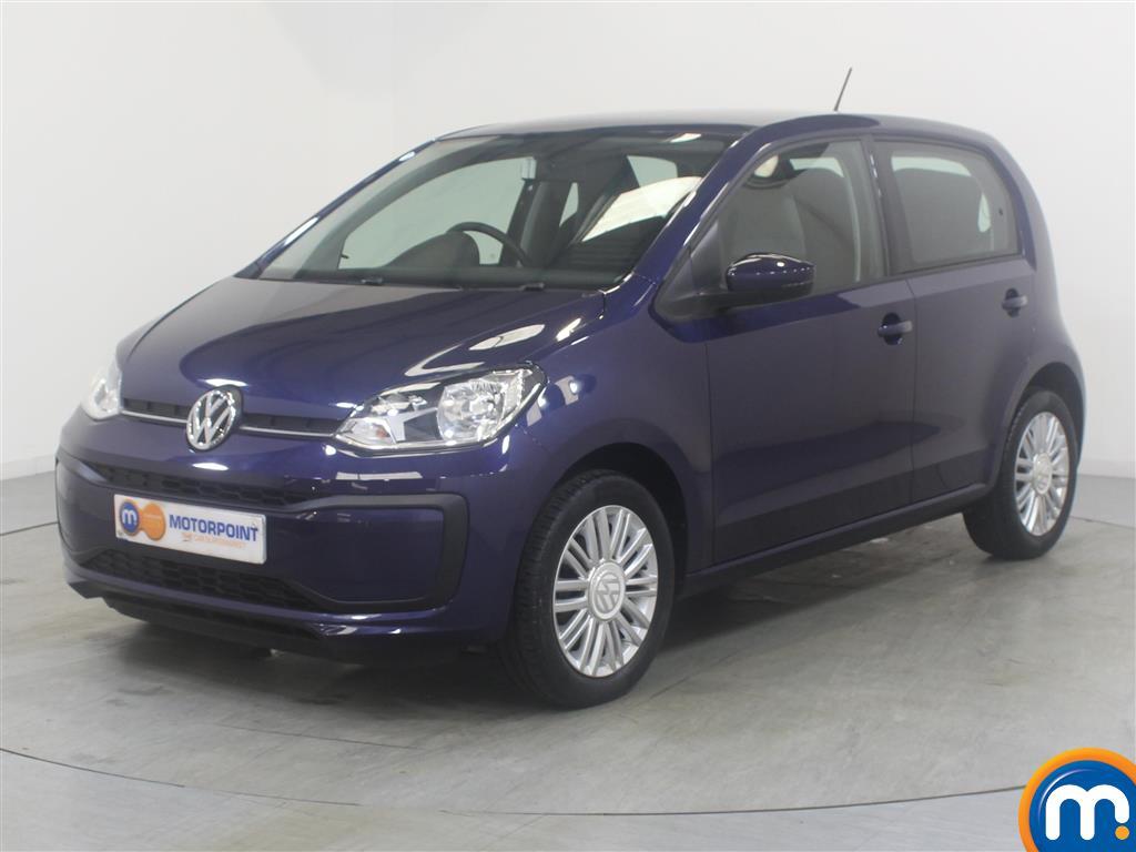 Volkswagen UP Move Up - Stock Number (1033599) - Passenger side front corner