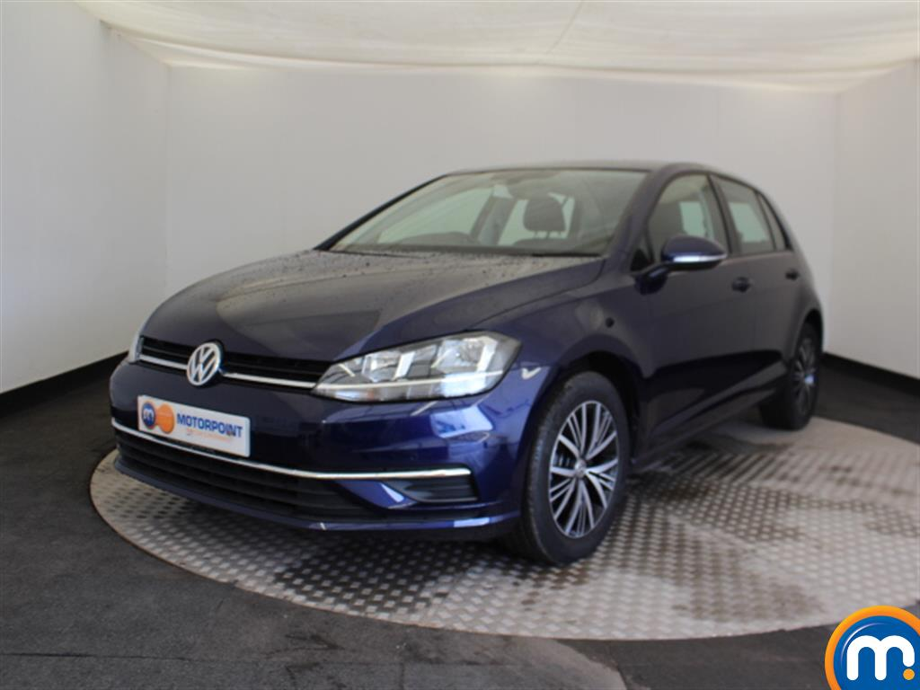 Volkswagen Golf SE - Stock Number (1037160) - Passenger side front corner
