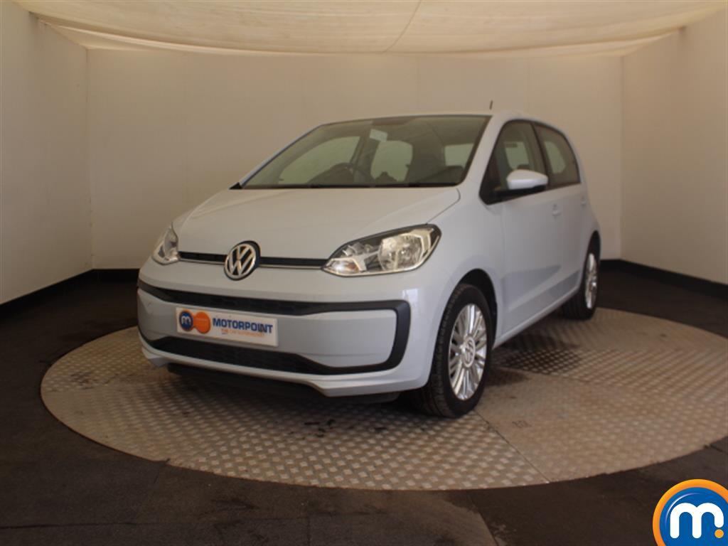 Volkswagen UP Move Up - Stock Number (1037670) - Passenger side front corner