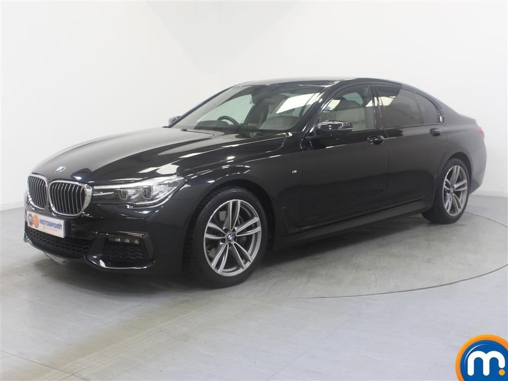 BMW 7 Series M Sport - Stock Number 1035038 Passenger side front corner