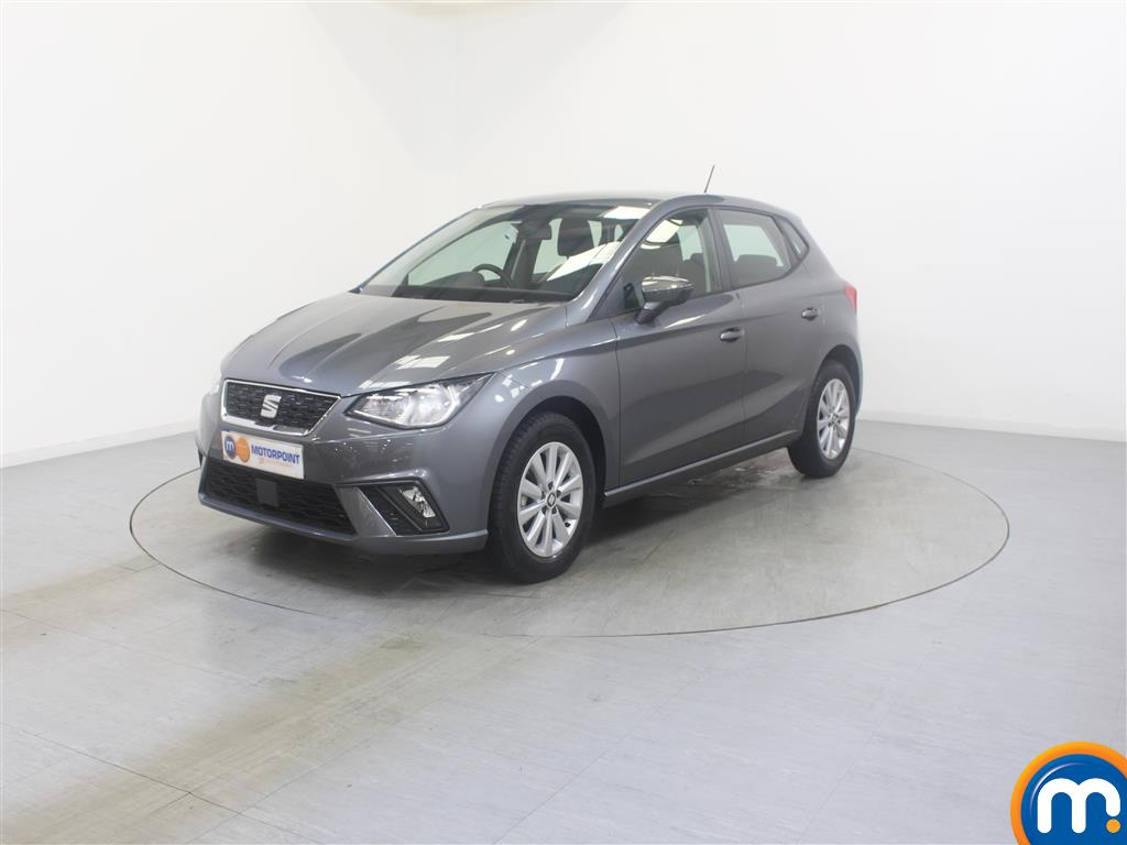 Seat Ibiza SE Technology - Stock Number (1035764) - Passenger side front corner