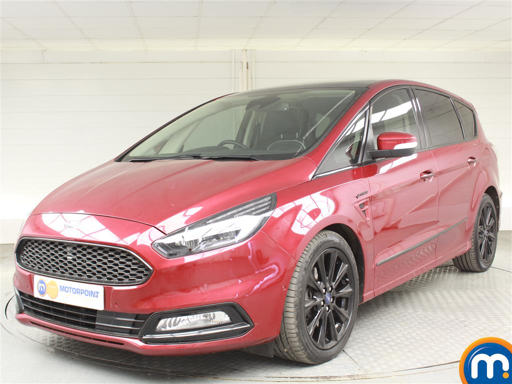 Ford S-Max Vignale 2.0 TDCi 210 5dr Powershift - Stock Number (1020095) - Passenger side front corner