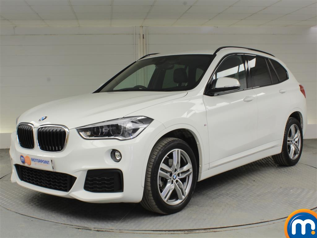 BMW X1 M Sport - Stock Number (1027871) - Passenger side front corner