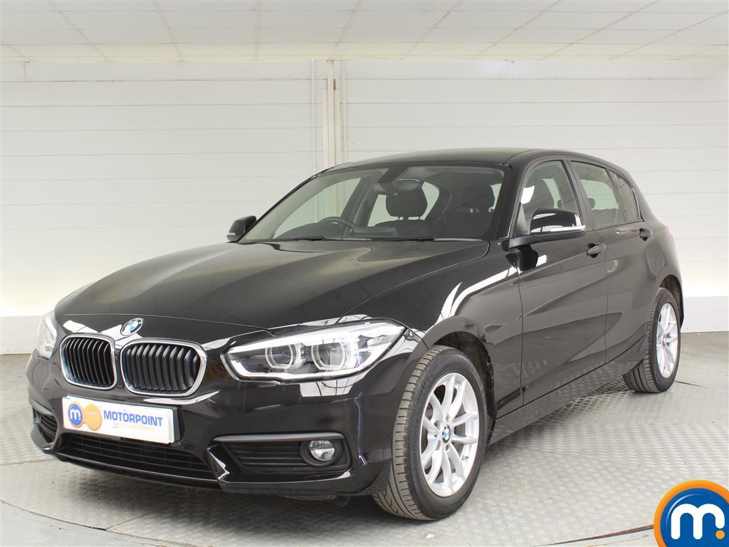 BMW 1 Series SE Business - Stock Number (1030757) - Passenger side front corner