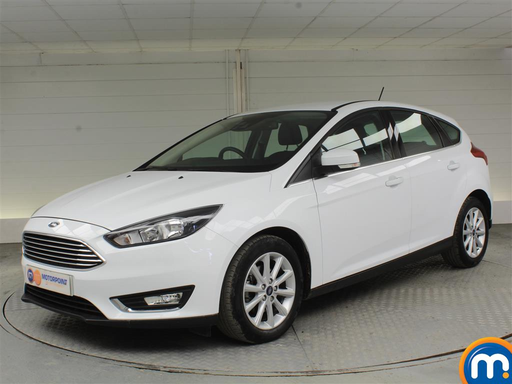 Ford Focus Titanium - Stock Number (1029121) - Passenger side front corner