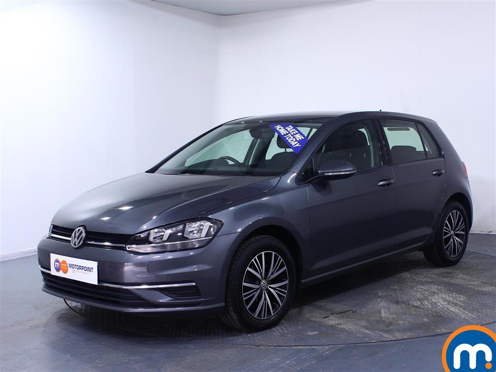 Volkswagen Golf SE - Stock Number (1037178) - Passenger side front corner