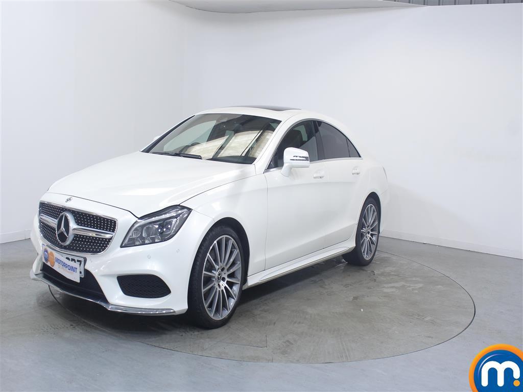 Mercedes-Benz CLS AMG Line - Stock Number (1035471) - Passenger side front corner