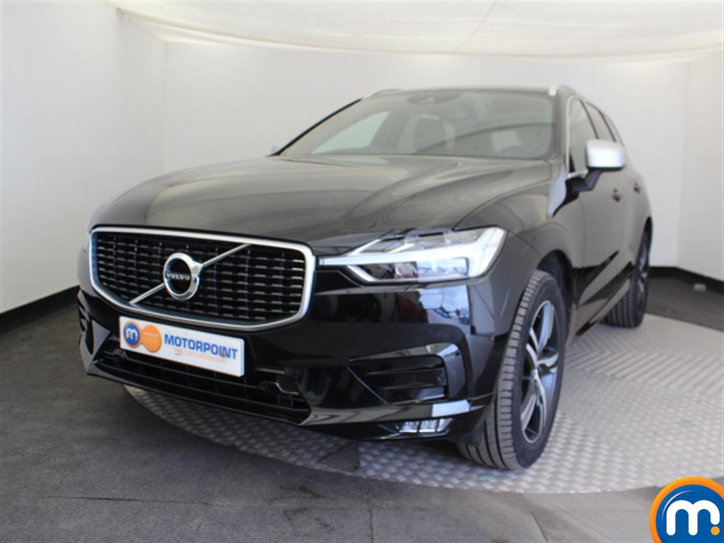 Volvo Xc60 R DESIGN - Stock Number (1035260) - Passenger side front corner