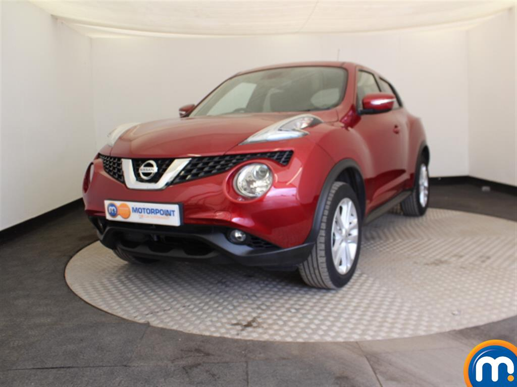Nissan Juke N-Connecta - Stock Number (1037701) - Passenger side front corner