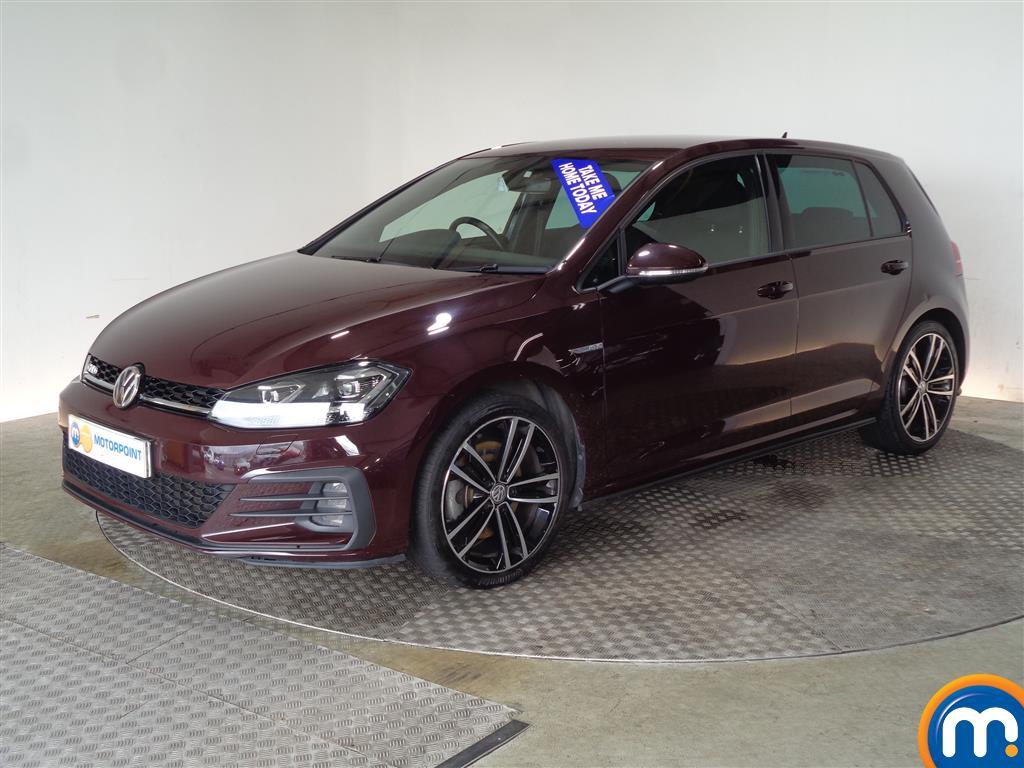 Volkswagen Golf GTD - Stock Number (1037738) - Passenger side front corner