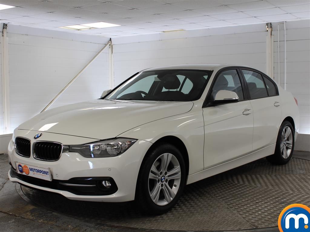 BMW 3 Series Sport - Stock Number (1038379) - Passenger side front corner