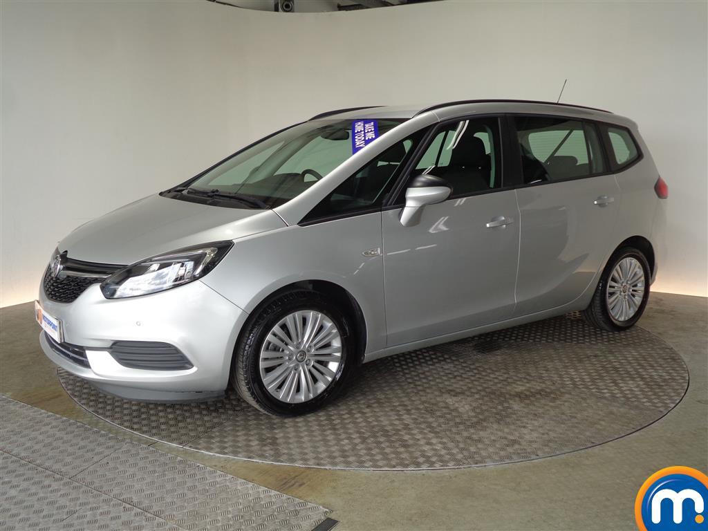 Vauxhall Zafira Design - Stock Number 1030456 Passenger side front corner