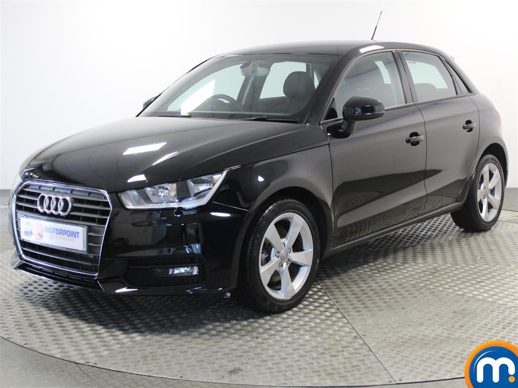 Audi A1 Sport Nav - Stock Number (1023744) - Passenger side front corner