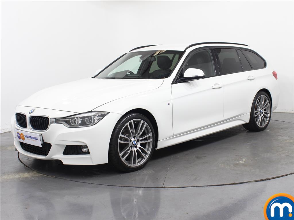 BMW 3 Series M Sport - Stock Number (1036972) - Passenger side front corner