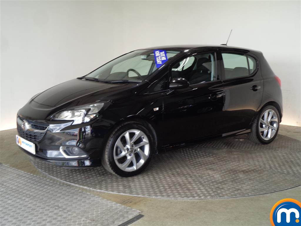 Vauxhall Corsa SRi Vx-line - Stock Number 1033483 Passenger side front corner