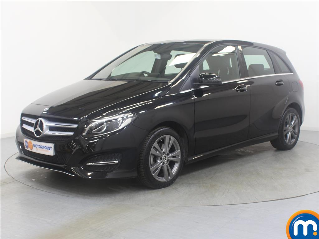 Mercedes-Benz B Class Exclusive Edition - Stock Number 1035346 Passenger side front corner
