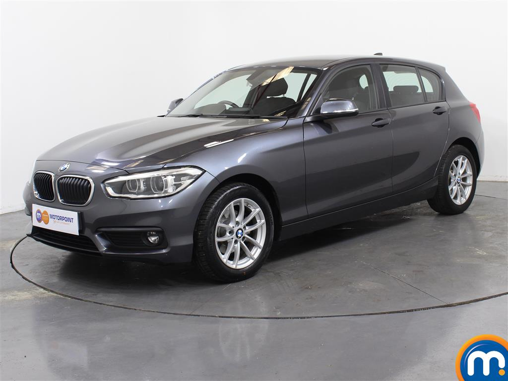 BMW 1 Series SE Business - Stock Number 1035106 Passenger side front corner