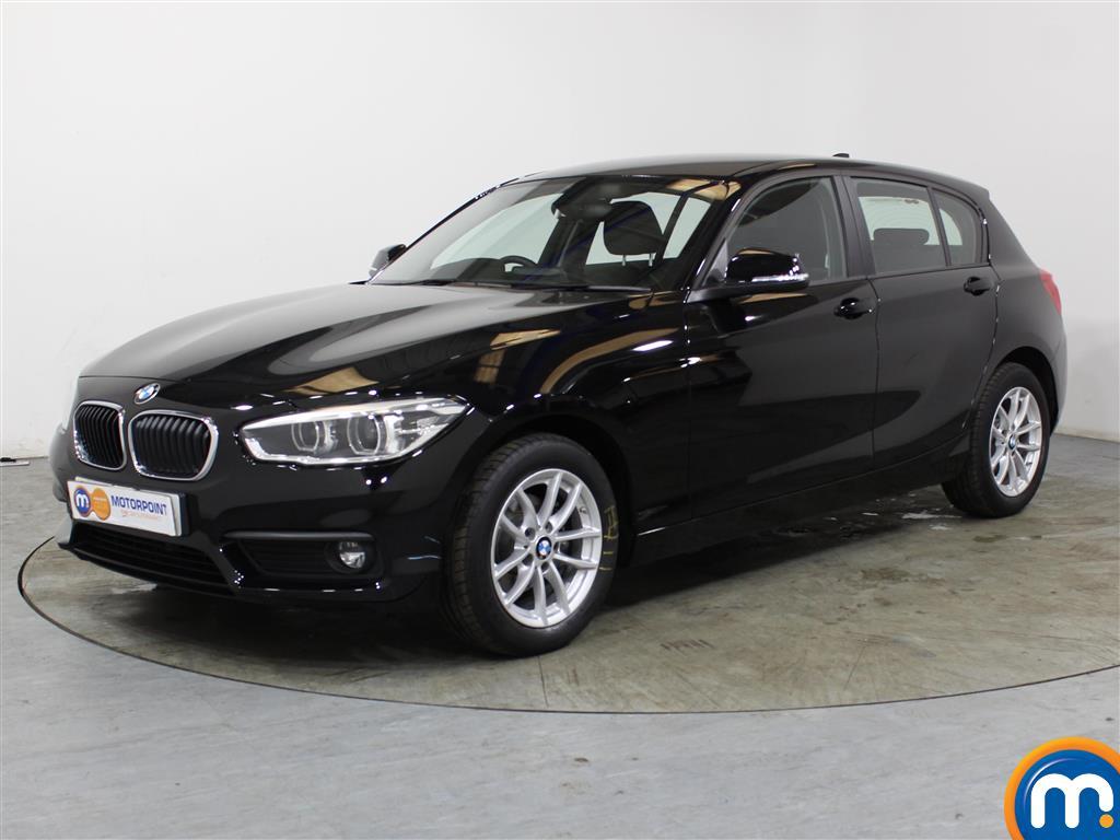 BMW 1 Series SE Business - Stock Number 1031306 Passenger side front corner