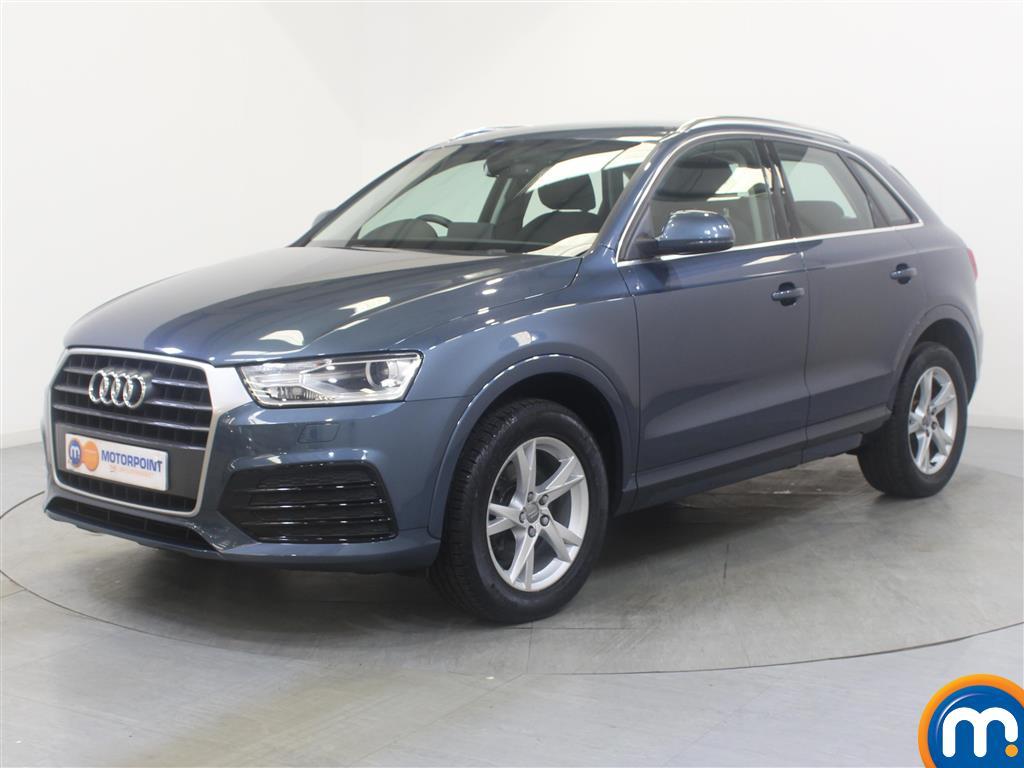 Audi Q3 Sport - Stock Number (1037481) - Passenger side front corner