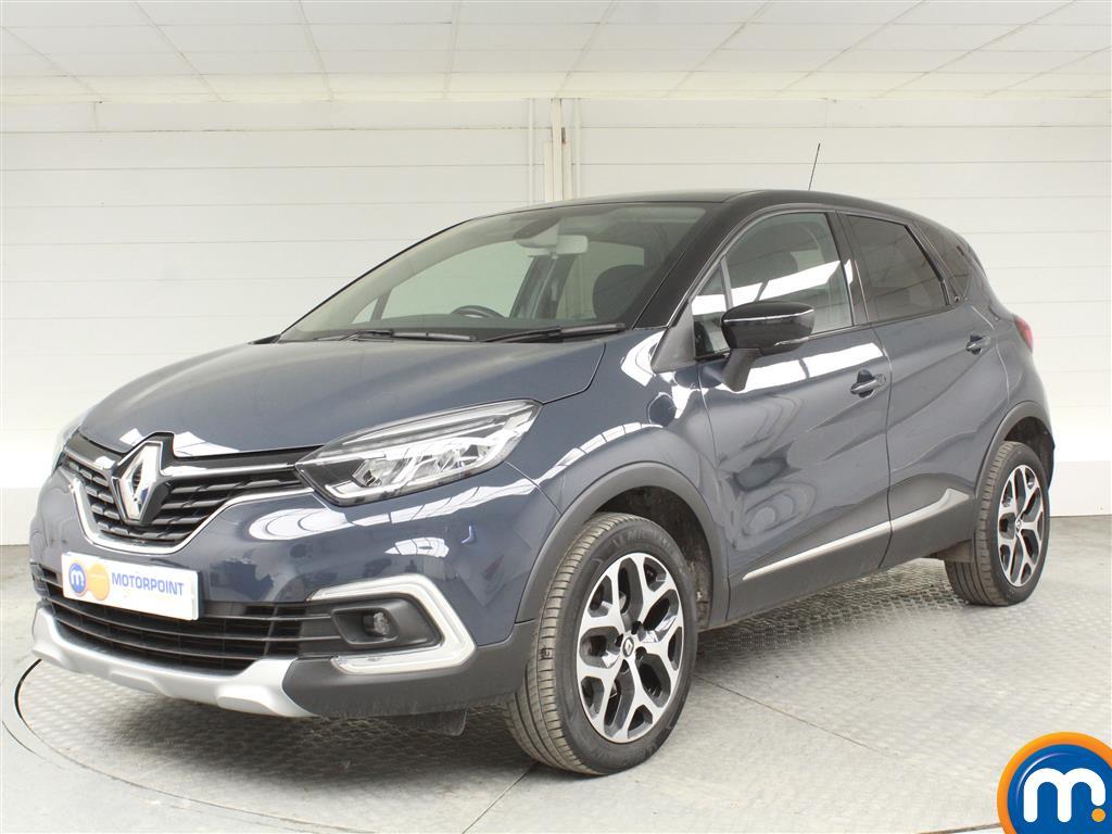 Renault Kadjar Dynamique Nav - Stock Number (1032906) - Passenger side front corner
