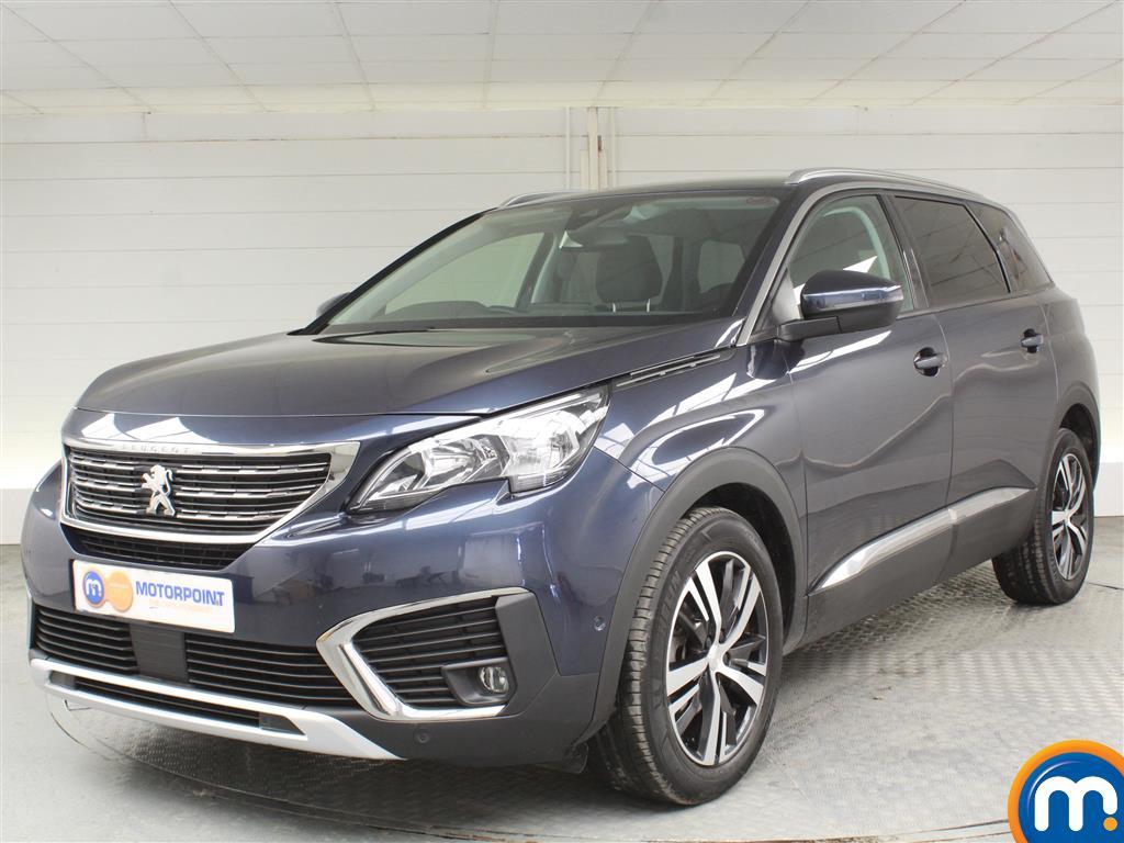 Peugeot 5008 Allure - Stock Number (1029833) - Passenger side front corner
