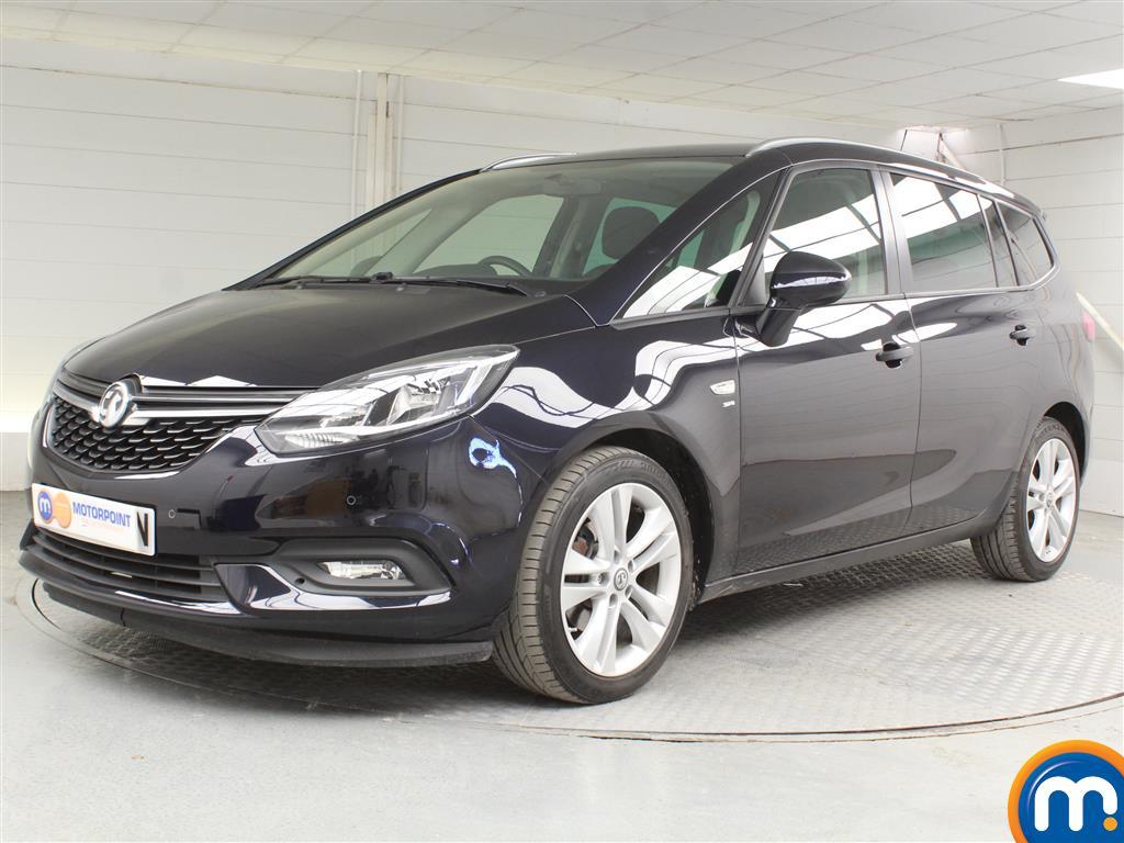 Vauxhall Zafira SRi Nav - Stock Number (1027367) - Passenger side front corner
