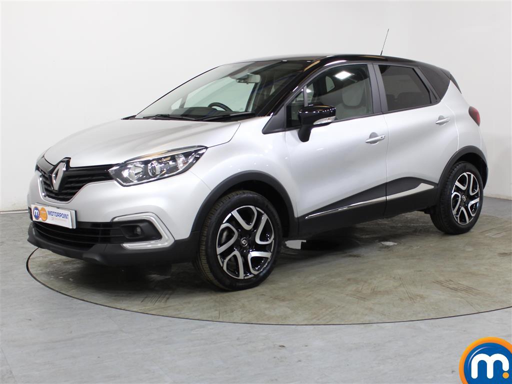 Renault Captur Iconic - Stock Number (1032348) - Passenger side front corner