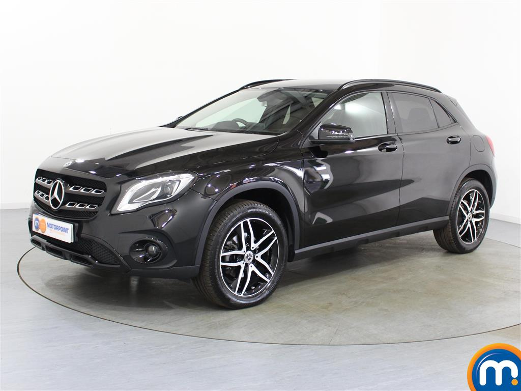 Mercedes-Benz Gla Class Urban Edition - Stock Number (1034266) - Passenger side front corner