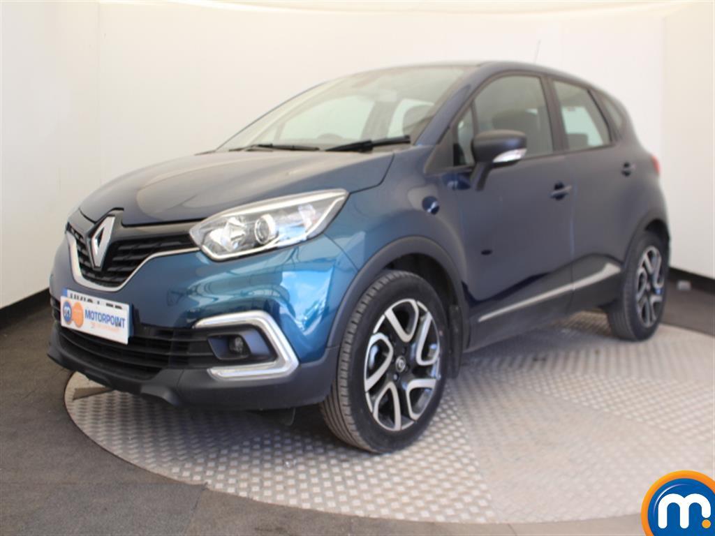 Renault Captur Dynamique Nav - Stock Number 1032344 Passenger side front corner