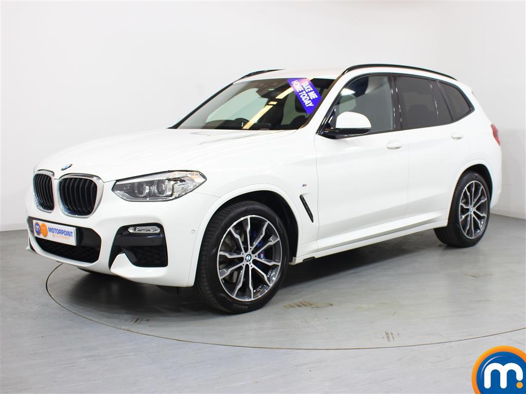 BMW X3 M Sport - Stock Number (1034064) - Passenger side front corner