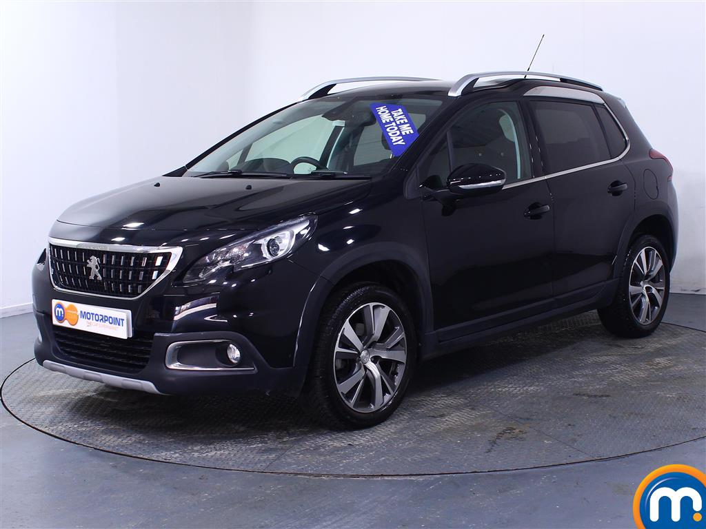 Peugeot 2008 Allure - Stock Number (1037781) - Passenger side front corner