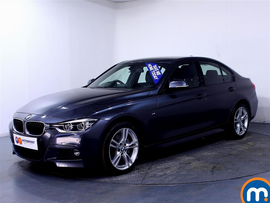 BMW 3 Series M Sport - Stock Number 1037617 Passenger side front corner