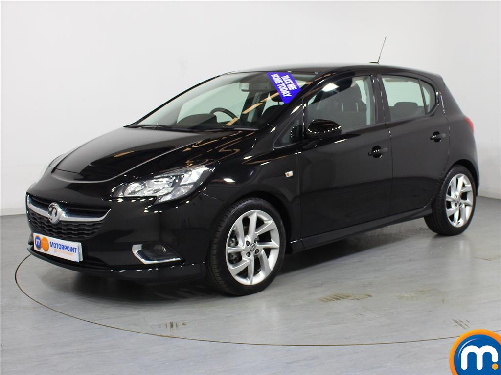 Vauxhall Corsa SRi Vx-line - Stock Number 1038229 Passenger side front corner