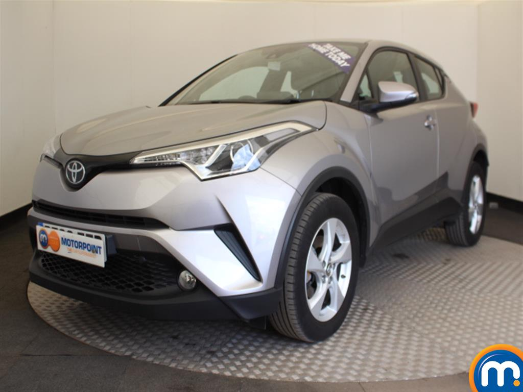 Toyota C-Hr Icon - Stock Number (1037649) - Passenger side front corner