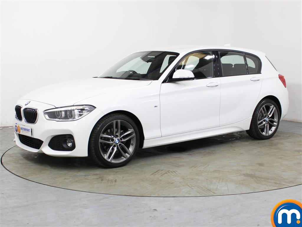 BMW 1 Series M Sport - Stock Number (1001665) - Passenger side front corner