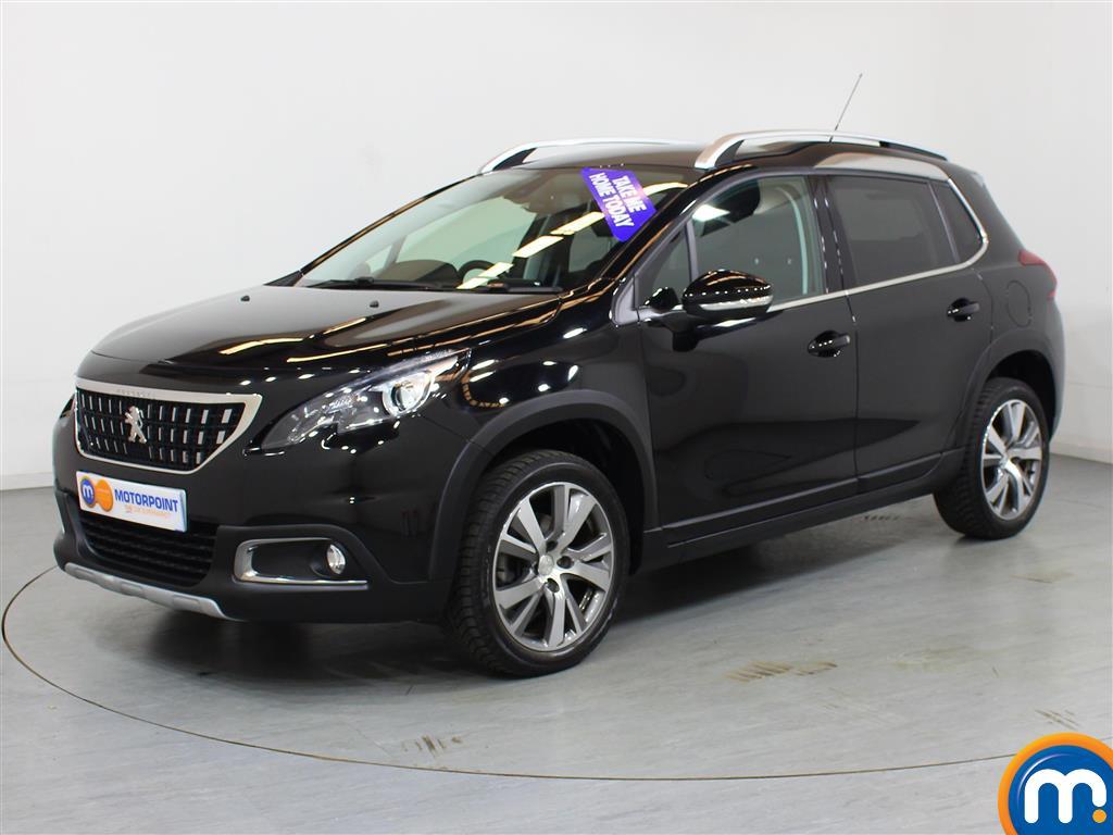 Peugeot 2008 Allure - Stock Number (1029635) - Passenger side front corner