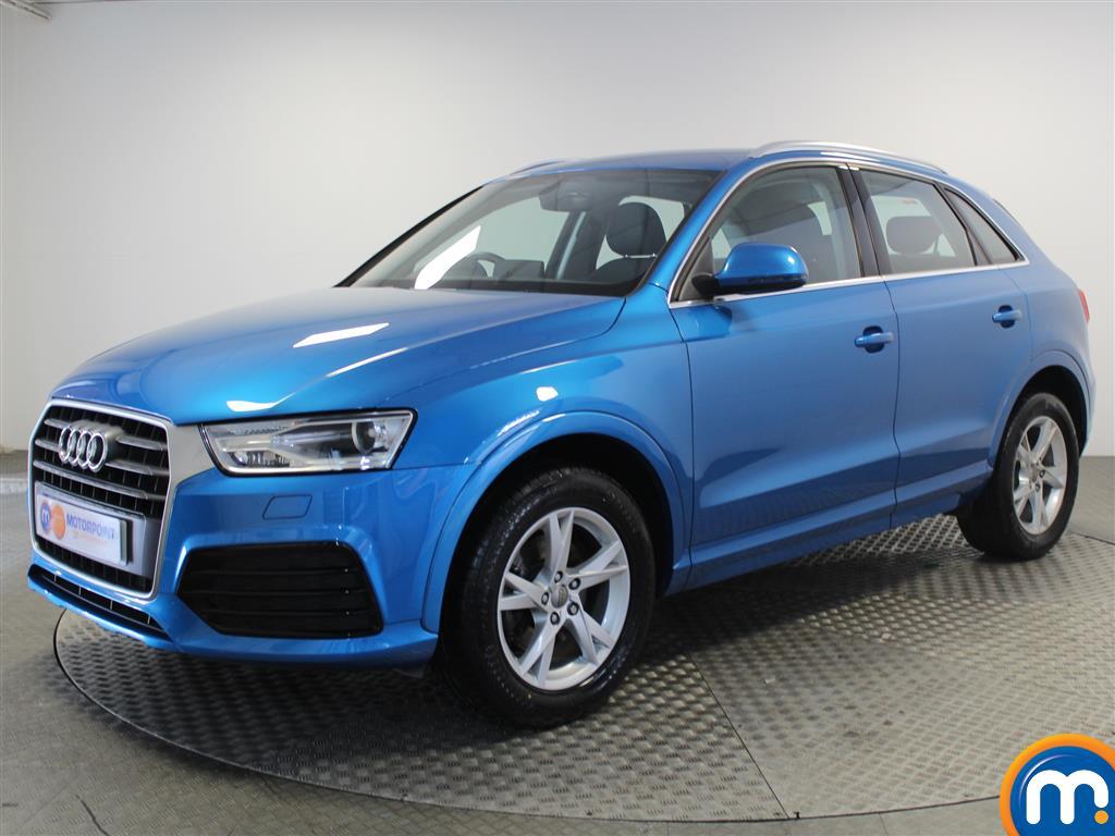 Audi Q3 Sport - Stock Number (1037697) - Passenger side front corner