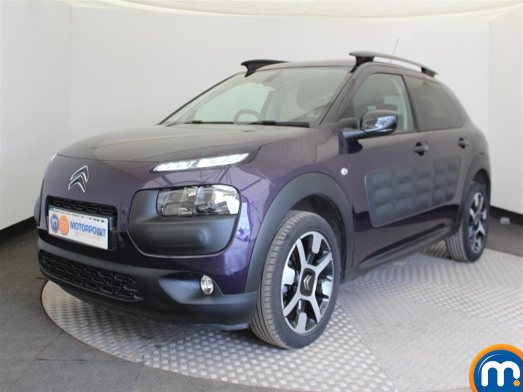 Citroen C4 Cactus Flair - Stock Number (1038437) - Passenger side front corner