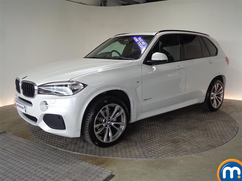 BMW X5 M Sport - Stock Number 1036297 Passenger side front corner