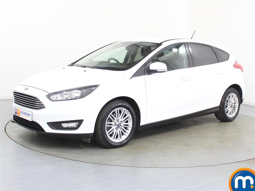 Ford Focus Zetec Edition - Stock Number 1031007 Passenger side front corner